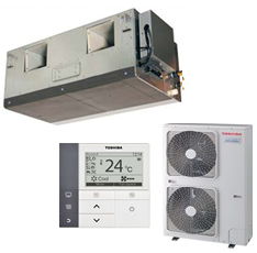 toshiba air conditioners