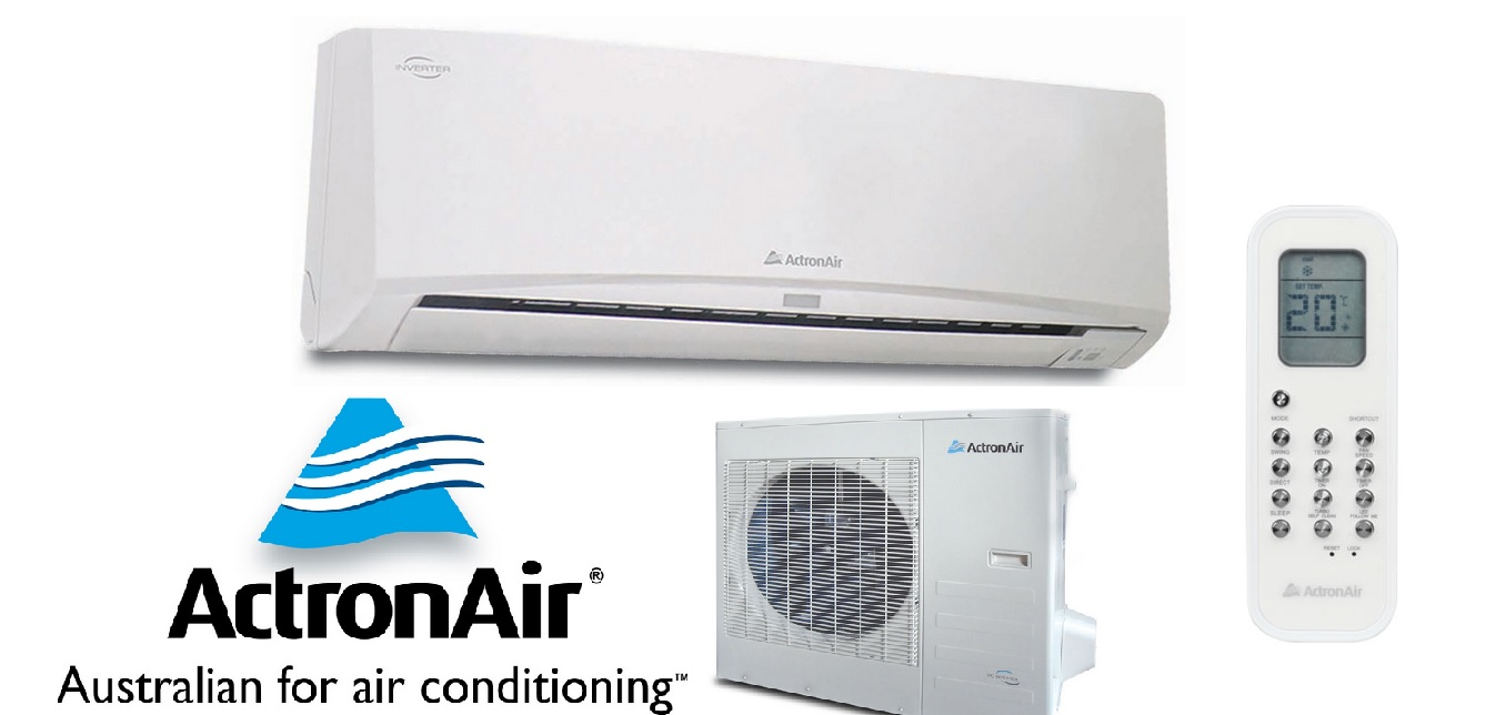 Actronair split system air conditioning